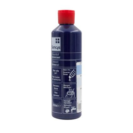 Sencys kleurstof universeel overzeesblauw 250ml
