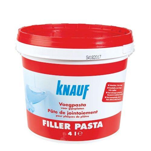 Pâte de jointoiement Knauf 'Filler' 4 L