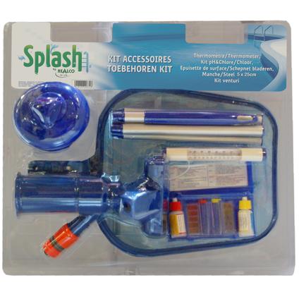 Realco basis zwembadkit Splash