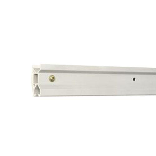 profil Allit 'StorePlus Flex M' horizontal aluminium 75 cm