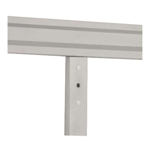 Profil Allit 'StorePlus Flex M' vertical aluminium 75 cm