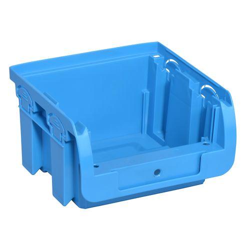 Bac de rangement Allit ProfiPlus Box bleu 60x102x100mm