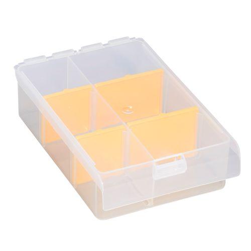 Boîte de rangement Allit plastique 2/6 cases