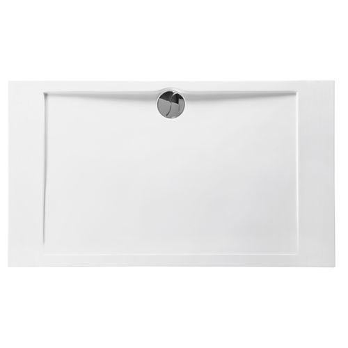 Receveur de douche Allibert 'Slim' 140 x 80 cm