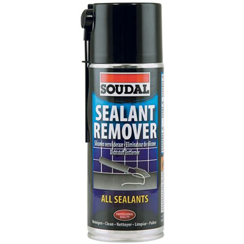 Soudal reiniger silicone 'Sealant remover' 400 ml