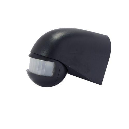 Chacon bewegingsmelder 180° orienteerbaar zwart