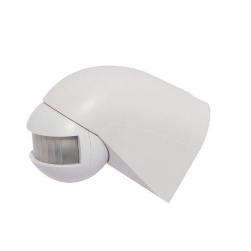 Détecteur de mouvement Chacon 180° orientable blanc