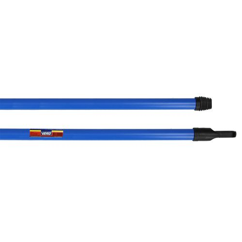 Vero steel met Duitse draad met Duitse draad metaal blauw 120 cm