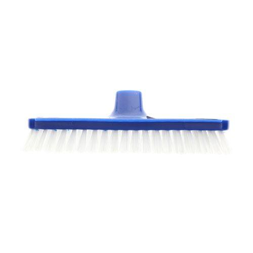 Sorbo vloerschrobber blauw 22 cm