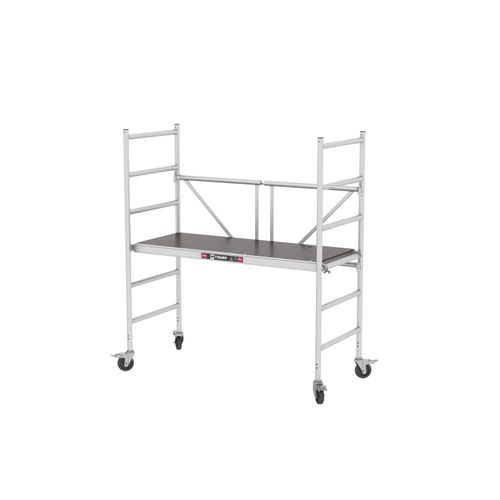 Echafaudage Altrex 'Module A' aluminium hauteur travail 3 m