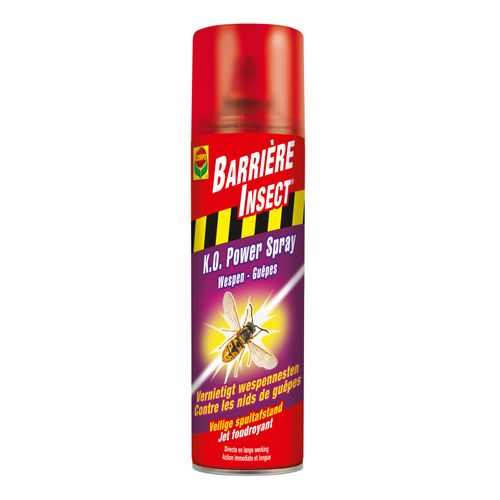 Compo insectenspray wespen Barrière Insect  KO Power 500ml