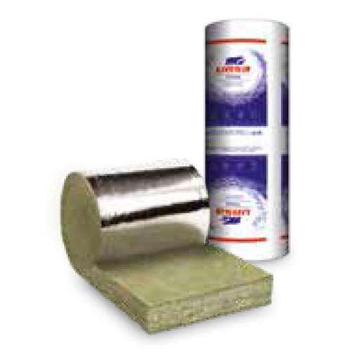 Ursa rol glaswol met spijkerflensdeken 'Alukraft' 400 x 60 x 20 cm - 2 stuks