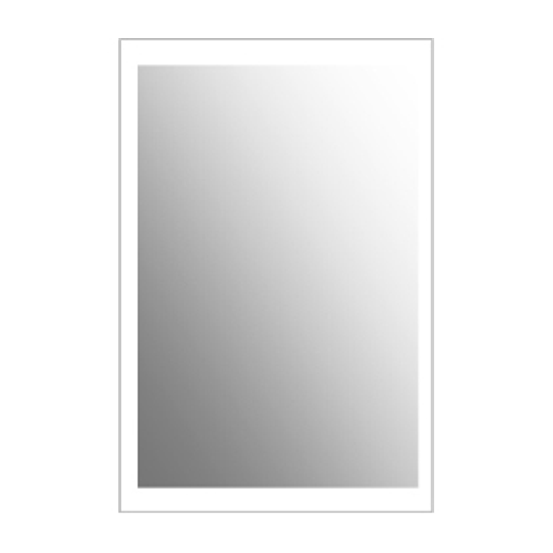 Plieger spiegel Basic rechthoek 90x60cm