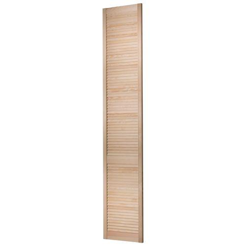 JéWé louvredeur grenen 45x237cm