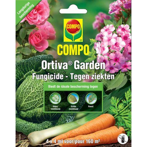 Compo fungicide tegen ziekte Ortiva Garden 4x4ml