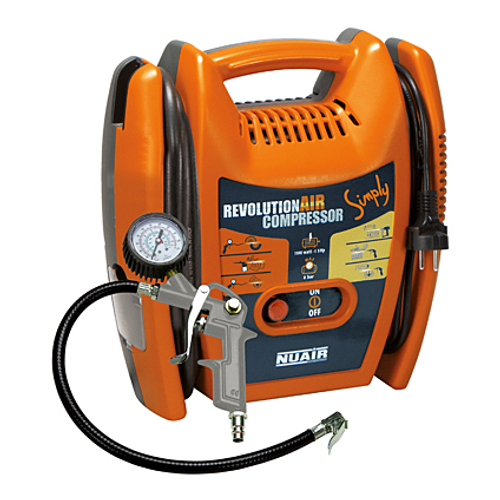 NUAIR REVOLUTIONAIR Compressor Miny - 1.5ch