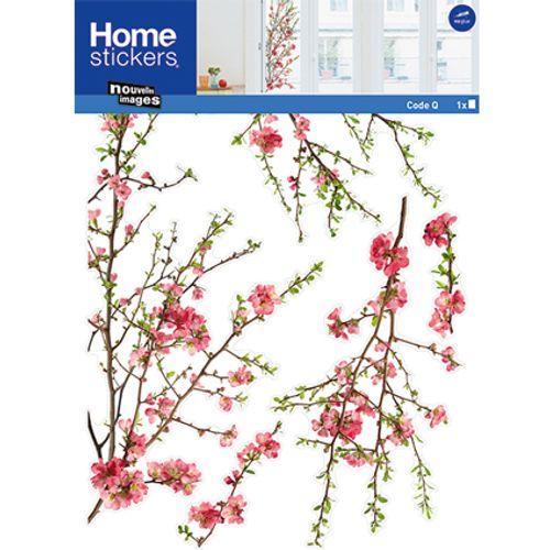 Sticker pour vitre pommier Nouvelles Images 49 x 69 cm
