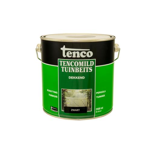 Tenco Tencomild tuinbeits dekkend zwart 2,5L