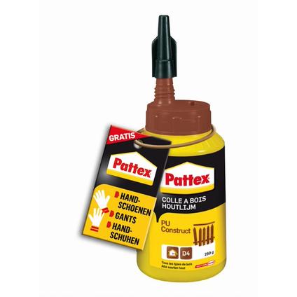 Pattex houtlijm PU-Construct 250gr