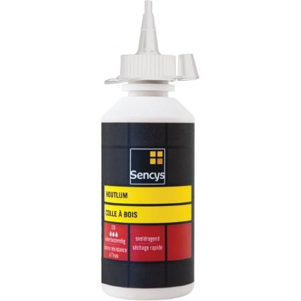 Sencys houtlijm watervast 250gr