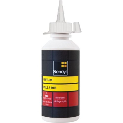 Sencys Watervaste Houtlijm 250gr