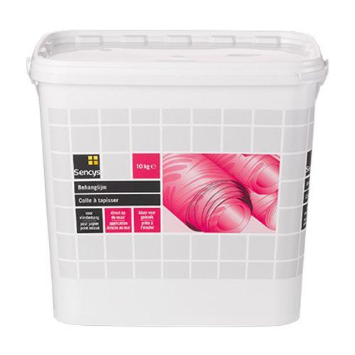 Colle à tapisser pour intissé Sencys 10kg