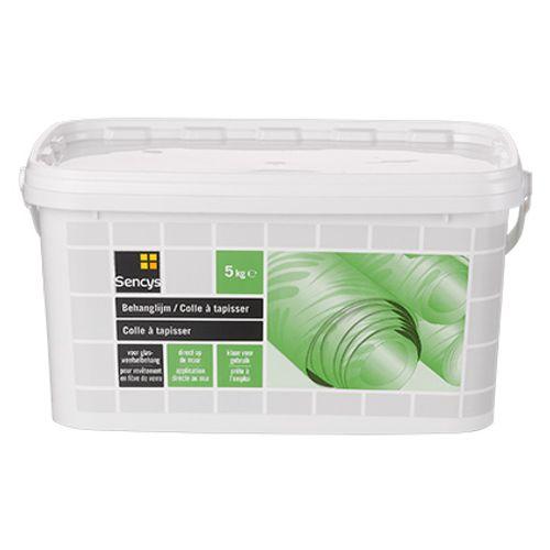 Colle à tapisser pour fibre de verre Sencys 5kg