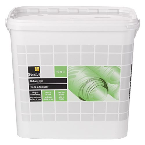 Colle à tapisser pour fibre de verre Sencys 10kg