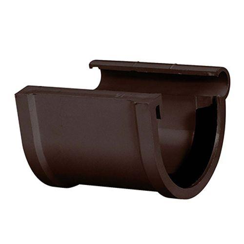 Martens verbinding 'G125' PVC bruin
