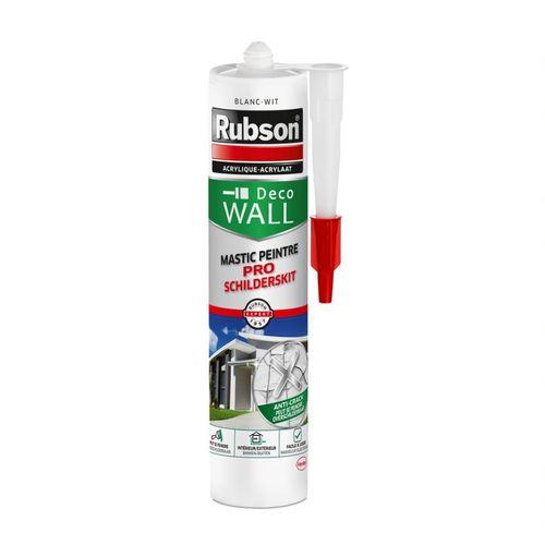 Rubson schilderskit Deco Wall Pro wit 280ml