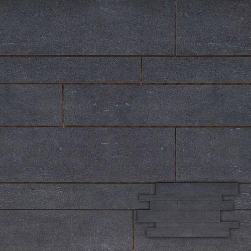 Wandtegel Interlock vesale zwart 30x45cm