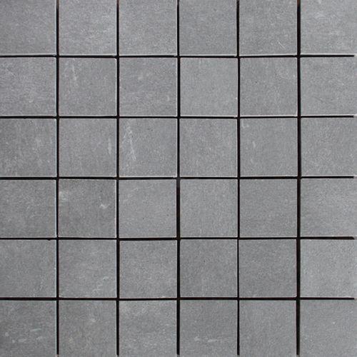 Mozaïek tegel Basaltina grijs 30,5x30,5cm