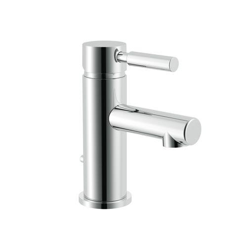 Mitigeur lavabo AquaVive Kobuk bec bas chrome