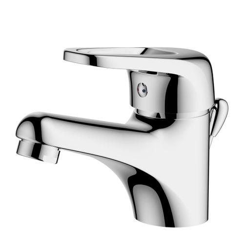 Mitigeur lavabo AquaVive Grande bec bas chrome