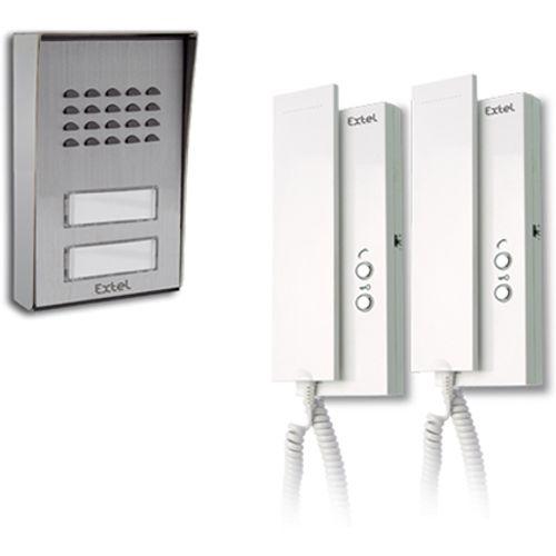 Extel intercom Multi Pro 2 draads