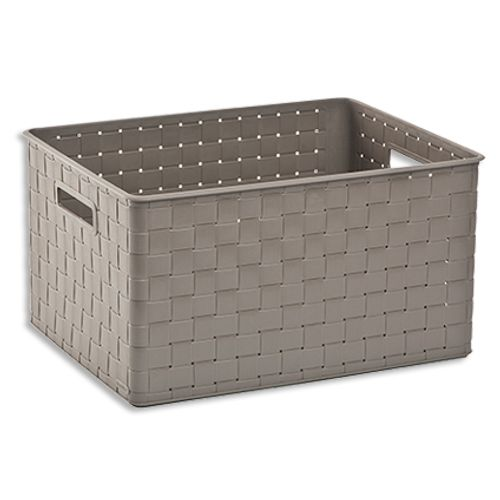 Allibert opbergbox Nuance taupe large