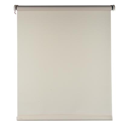 Baseline rolgordijn lichtdoorlatend beige 120 x 175 cm