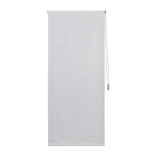 Baseline rolgordijn verduisterend wit 60 x 175 cm