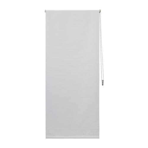 Baseline rolgordijn verduisterend wit 150 x 175 cm