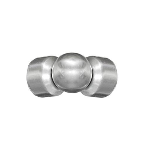 Jonction articulée Sogem 'R9' aluminium