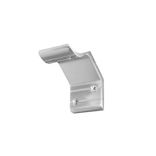 Support fixe pour main courante Sogem 'R7' aluminium