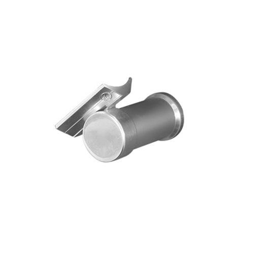 Support ajustable pour main courante Sogem 'R8' aluminium - 2 pcs