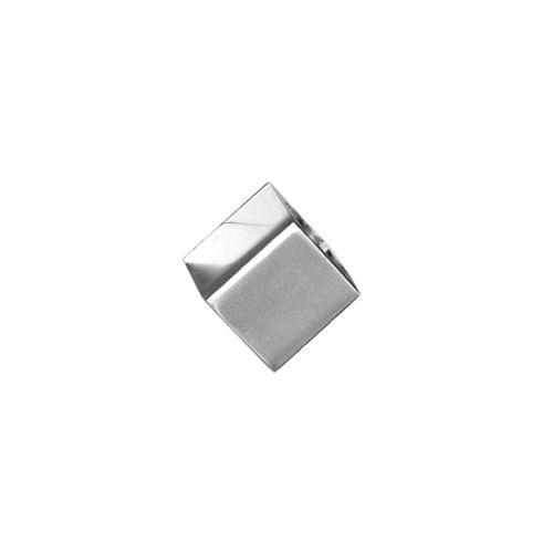 Fixation sur poteau Sogem 'S12' aluminium - 4 pcs