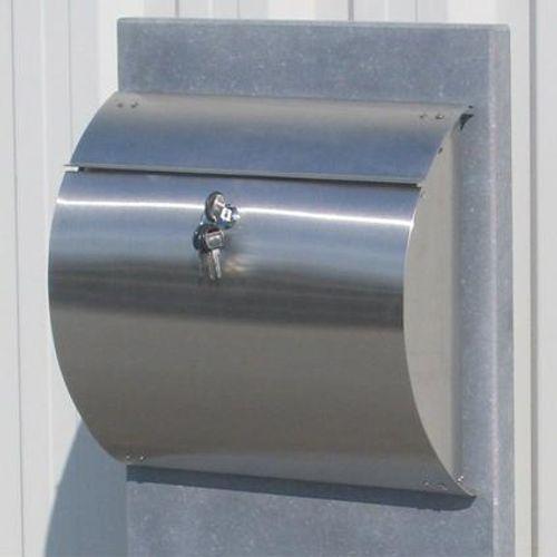 VASP brievenbus te fixeren 'Mallorca' inox