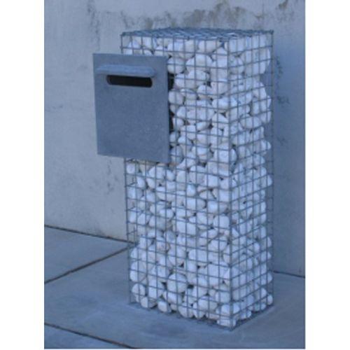 Boite aux lettres sur pied VASP 'San Antonio White Shadow'