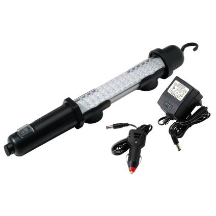 Baladeuse Profile LED rechargeable noir