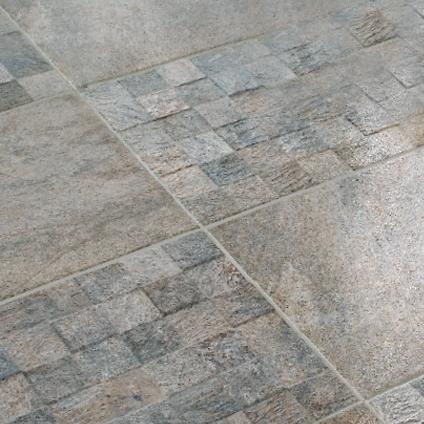 Carrelage sol 'Quarzite' 32 x 62,5 cm
