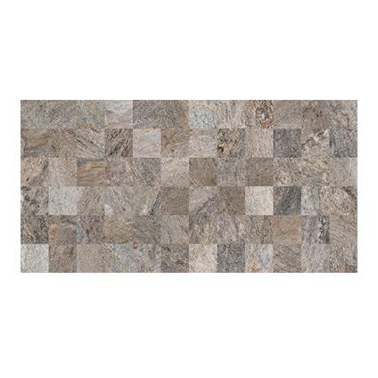 Carrelage sol 'Quarzite-Décor' 32 x 62,5 cm