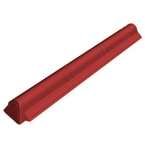 Onduvilla nokstuk L/R rood gevlamd small 106 x 18 x 7 cm