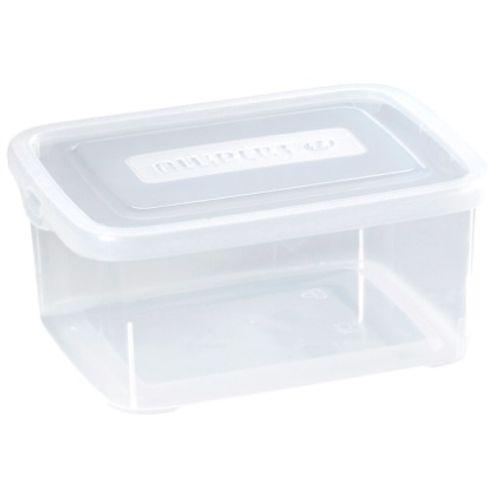 Boîte de rangement Allibert 'Handy Box' transparent 2L